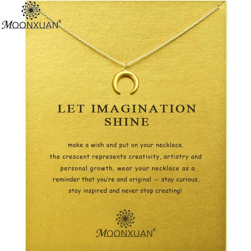 Altın Kart Özeti 1: Dogeared Fil Unicorn İnci Gerdanlık Bildirimi - Kostüm mücevherat - Fotoğraf 2