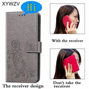 Image 5 - עבור סמסונג גלקסי A80 A90 מקרה רך סיליקון Filp ארנק עמיד הלם טלפון תיק Case כרטיס מחזיק Fundas סמסונג A80 a90 כיסוי