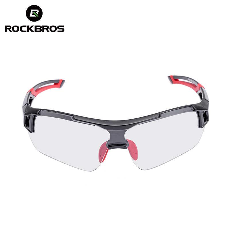 815a12b781 ... ROCKBROS senderismo gafas fotocrómicas Airsoft para deportes al aire  libre montura gafas de sol de escalada ...