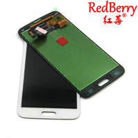 Redberry For Samsung Galaxy S5 G900 G900F LCD Display Touch Screen Digitizer Assembly G900 SM G900
