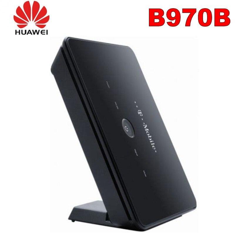 100% Neue Megafon Huawei B970b 3g Wireless Wifi Modem Hsdpa Router Hotspot 7,2 Mbps So Effektiv Wie Eine Fee