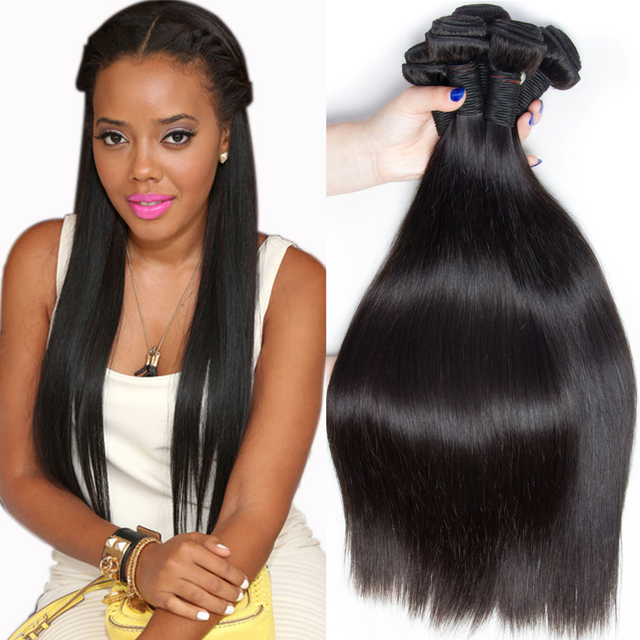 Aliexpress Buy 7a Unprocessed Malaysian Hair Human Hair Weave