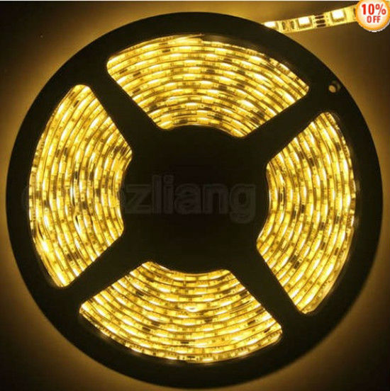 $10 off per $100 DHL Free Shipping High quality 5050 LED Strip SMD 60led/m Outdoor waterproof hot sell