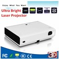 Android 4.4 Wifi Bluetooth 5000Lumens portable mini Laser cinema 3D projector home dlp 1080p Video LED Projector Projetor Beamer