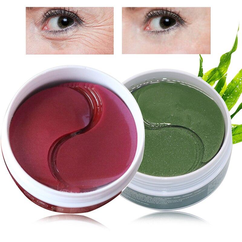 EFERO 120pcs Collagen Eye Masks Face Care Mask Reduce Dark Circles Eye Bags Puffiness Wrinkles Anti Aging Eyes Pads Eye Mask