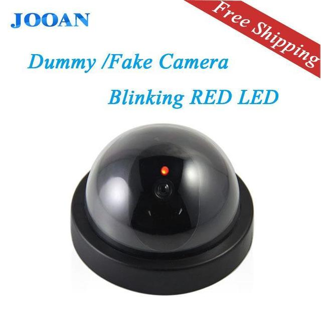 JOOAN indoor outdoor Surveillance Dummy Ir Led Wireless Fake dome ...