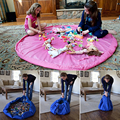 Storage Bag Play Mat Toys Home Children Garden Blocks Kids Handy Tidy Multiple Colors Large Blanket Rug Boxes for Toys XXL