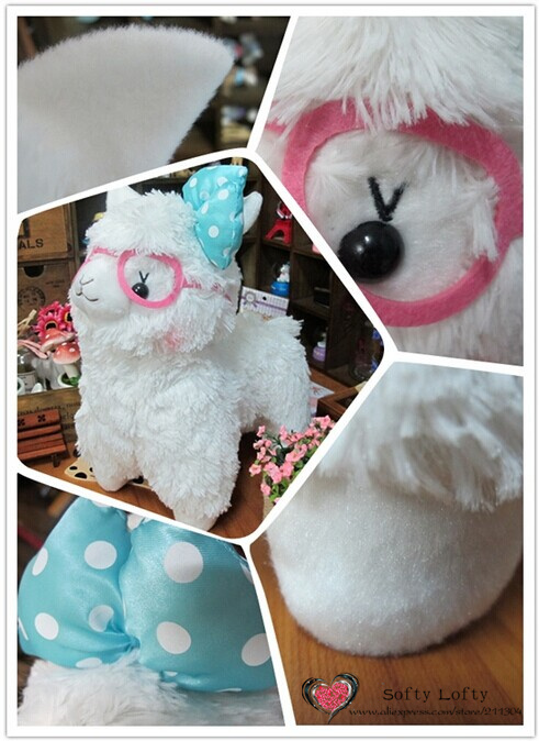 Alpacasso with glasses Middle - 8
