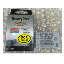 DB-L90A DB L90AU lithium batteries DBL90 Digital camera battery For Sanyo Xacti VPC-SH1 and VPC-SH11 / DMX-SH1 DMX-SH11
