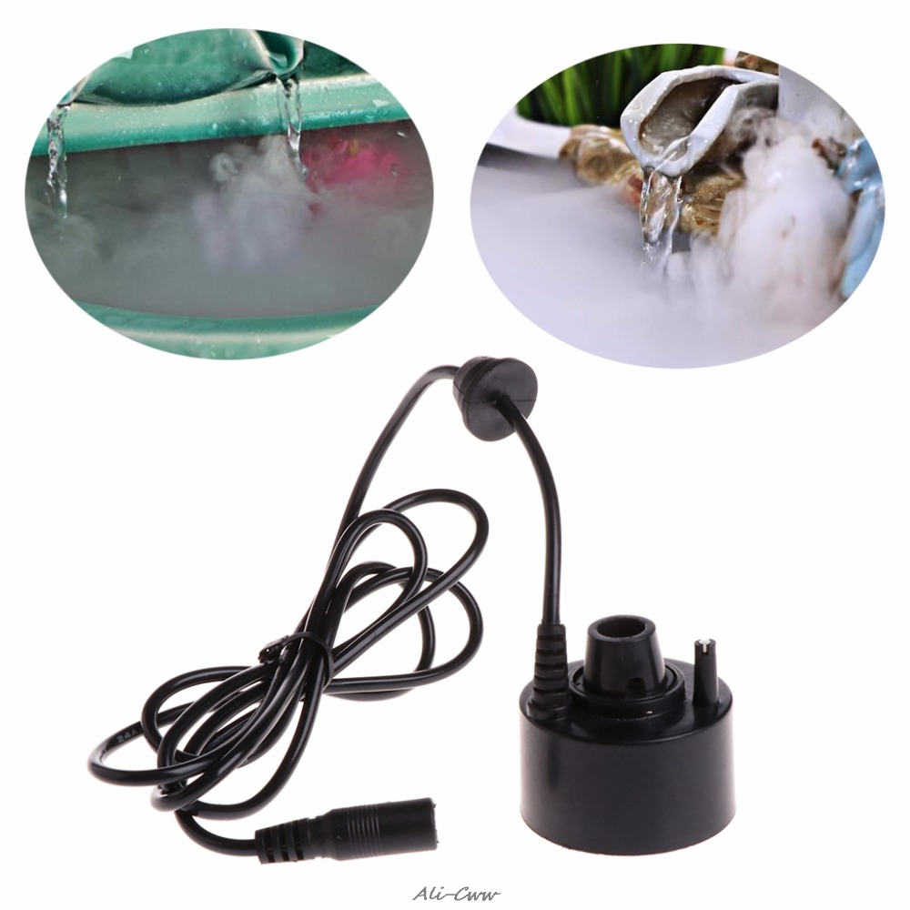 Ultrasonic Humidifier Humidifier Mist Maker Forger Water Fountain Pond Fish Tank