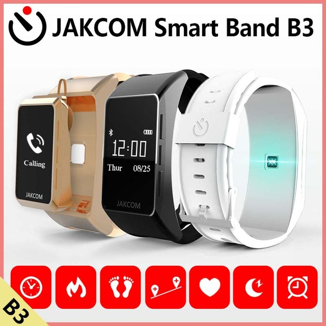 Jakcom B3 Smart Band New Product Of Smart Electronics Accessories As For Garmin Edge 25 Silicone Bracelet Accesorios Tomtom