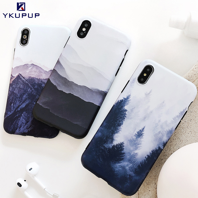 coque iphone xr landscape