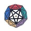 MF8 Starminx Corner Volviendo Dodecahedron Megaminx Cubo Mágico Speed Puzzle Cubos Juguetes Para Niños-Negro