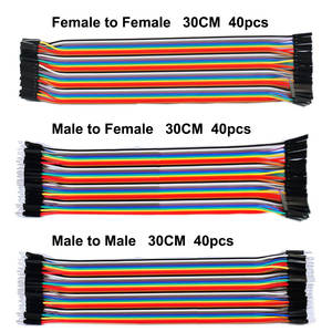 Dupont-Cable Jumper-Wire Arduino Male-To-Female for 30CM And 120pcs