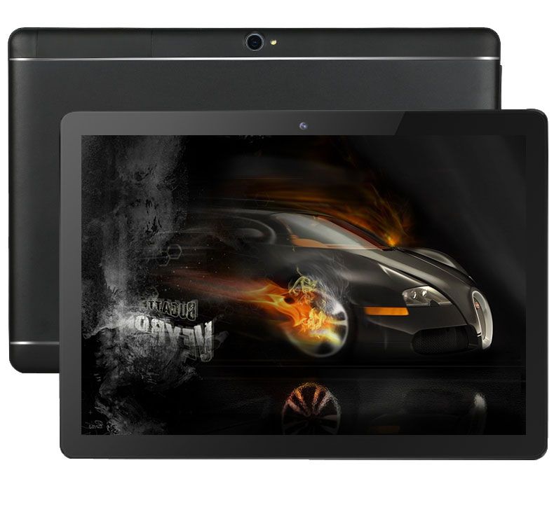 2018 Octa 10 Core 10.1 Pouce Ordinateur tablette Android Tablet 4 GB RAM 32 GB 64 GB ROM Dual SIM Bluetooth GPS Android 7.0 10 Tablet PC