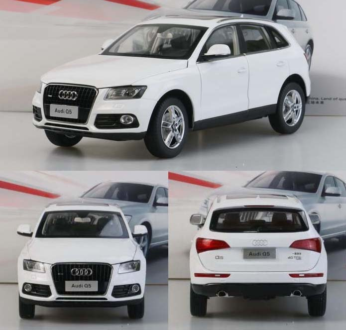 1/18 Audi Q5 SUV Diecast Metal Car SUV Model Toy