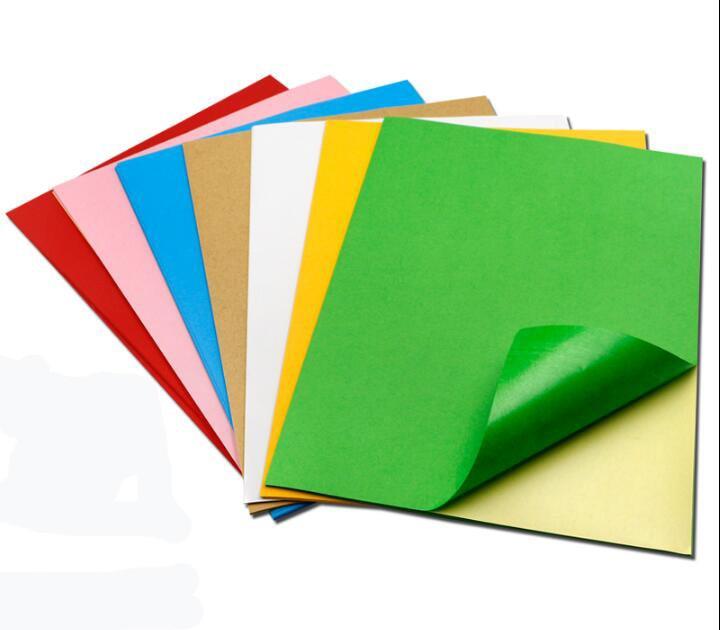 210mm 297mm A4 Size Matte Gloss Colour Paper Inkjet Laser
