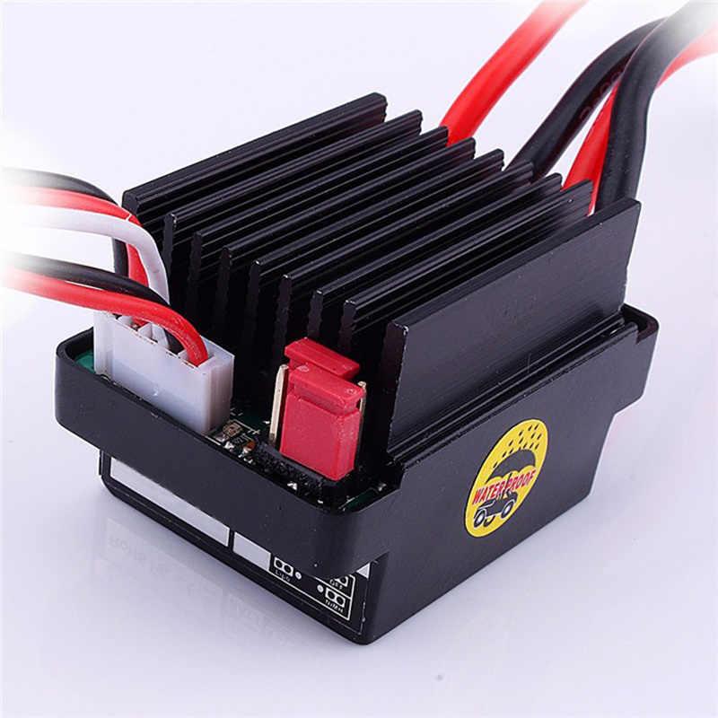 1 piezas 320A RC 6-12 V ESC cepillado controlador de velocidad del Motor RC para el barco y el barco del coche R /C/Hobby envío gratis