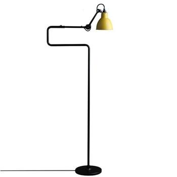 2018 新到着フロアランプポストモダンシンプルな創造的なファッションのリビングルームのベッドルーム LED E27 調整ランプボディ置きランプ