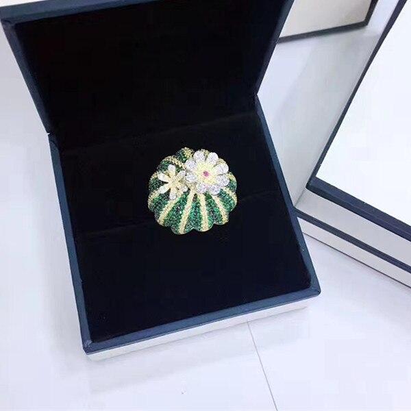 Projektant mody 925 srebro biżuteria 3A cyrkonia Party pierścień w Wisiorki od Biżuteria i akcesoria na  Grupa 1