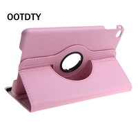 OOTDTY New 12.9 Inch Rotary Protective Sleeve Tablet  Box PC PU Leather Cover Wake Sleep Stand Protective For ipad Pro Hot Sale