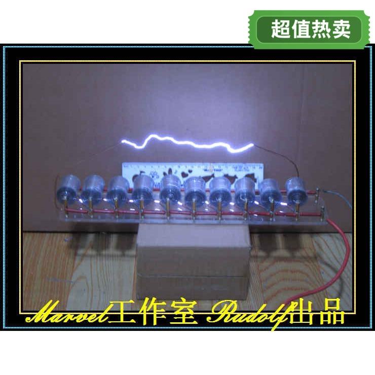 6 Marx level high voltage generator  pulse generator Kit6 Marx level high voltage generator  pulse generator Kit
