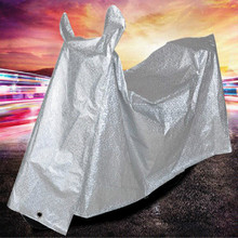 PEVA motorhoes scooter cover motorcycle waterproof L XL XXL free shipping