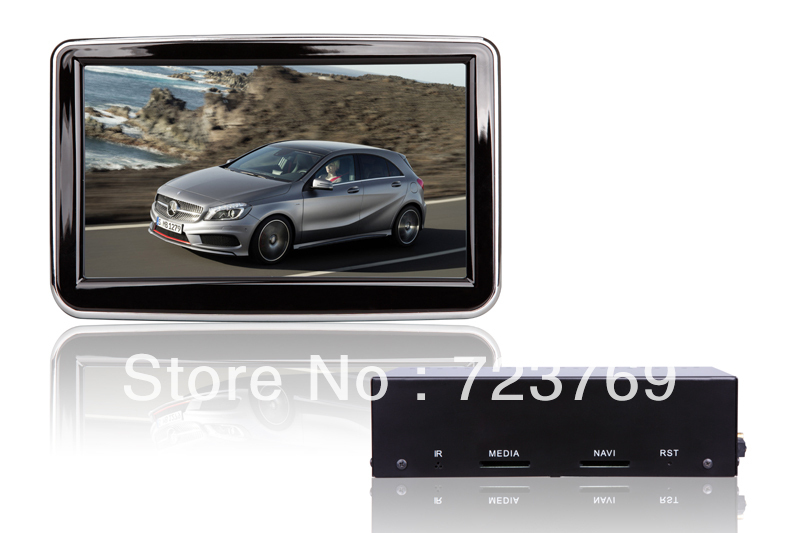 Car GPS <font><b>Navigation</b></font> for <font><b>Mercedes</b></font>-Benz A Class <font><b>W176</b></font> / B Class W246 (2012-2013) image