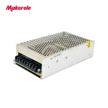 5V 12V -12V triple output high efficiency switching model power supply 120w from china factory T-120B