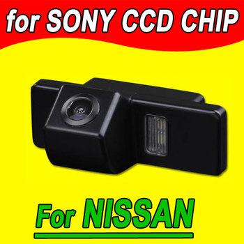 car Ruckfahrkamera for Nissan Sunny Pathfinder Navara Geniss X-Trail Qashqai car rear view parking reverse back up camera image