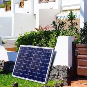 Image 5 - Dokio 50W Polycrystalline Silicon Solar Panel China 18V 530x660x25MM Size Panel Solar Paneles solares China #DSP 50P