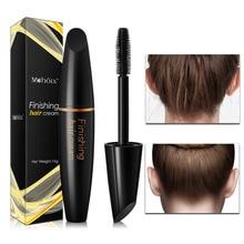 Крем-палочка для маленьких сломанных волос, освежающий, не жирный, формирующий гель-крем для волос, воск для волос, фиксирующий челку, крем со стразами