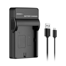 лучшая цена SANGER NB-13L USB Charger for Canon PowerShot G1X MARK II N100 G5 G7X G9X MARK II SX620 SX720 SX730 HS Camera Battery NB13L