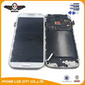 i9505 LCD 100% Tested For Galaxy S4 i9505 i9500 LCD Display Screen With Touch Digitizer+Frame+ Assembly Free Shipping