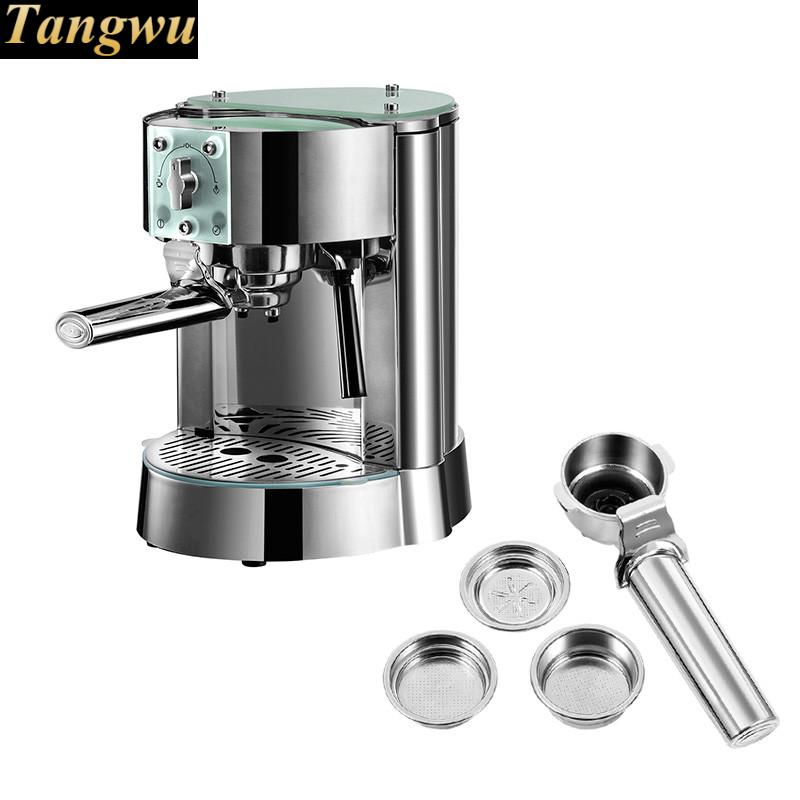 Тип давление насоса кофе машина используется для коммерческого итальянского полуавтоматическая пара