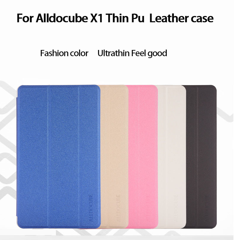 Newest!!High quality Free shipping original thin pu case for 8.4inch Cube X1 Tablet PC,ALLdocube X1 case,Cover free shipping pu leather case for cube t8 t8s t8 plus t8 ultimate 8tablet pc high quality case for cube t8 free 2 gifts