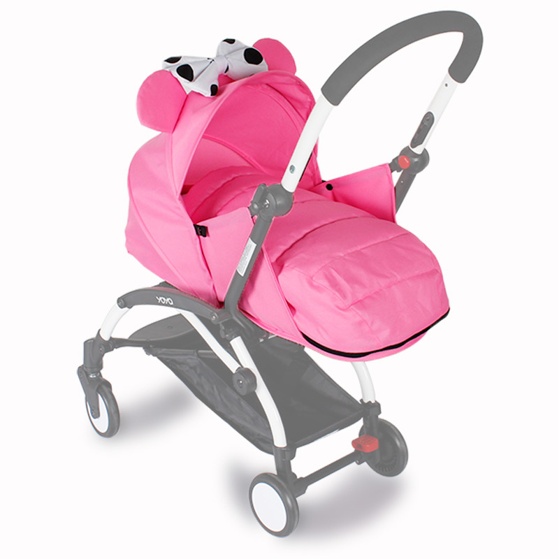 0-6 Months Infant Baby Yoyo Yoya Strollers Sleeping Basket Birth Nest Stroller Accessories Newborn Sleeping Bag Prams Carriages семейные футболки yob baby 2015 yoyo