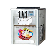 Stainless Steel Soft ice cream making machine for sale