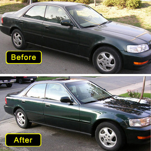 Image 3 - 125ml Car Wax Hard Glossy Carnauba Wax Liquid Wax Car Polishing Paste Scratch Repair Paint Care Waterproof Auto Detailing Kit