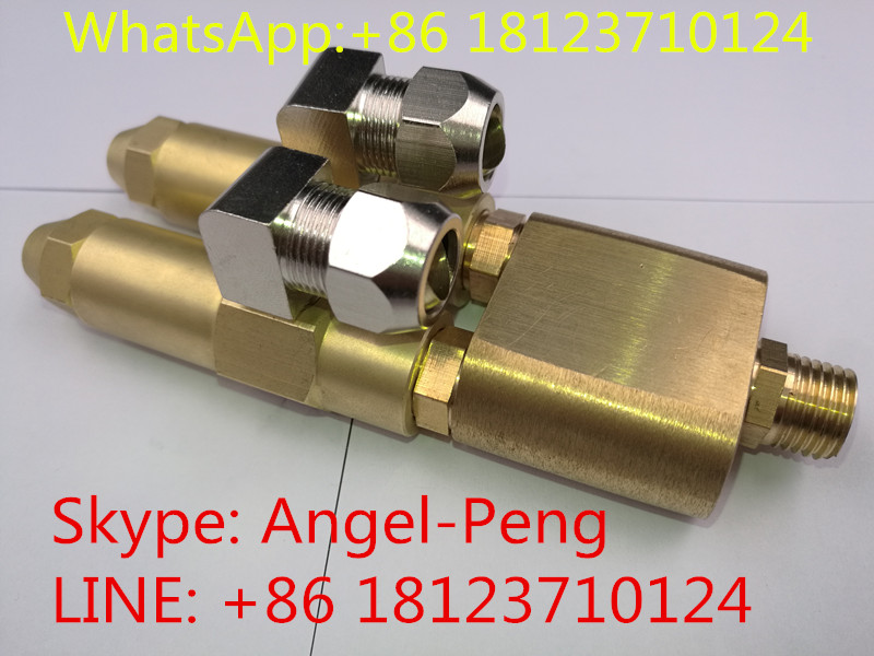 Siphon Feed Waste Oil Burner Nozzles Fuel Oil Nozzle Oil