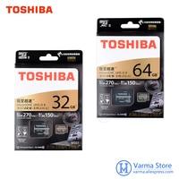 Toshiba Exceria Pro Tf Card M501 Micro SD Flash Card Tf Memory Card UHS II U3