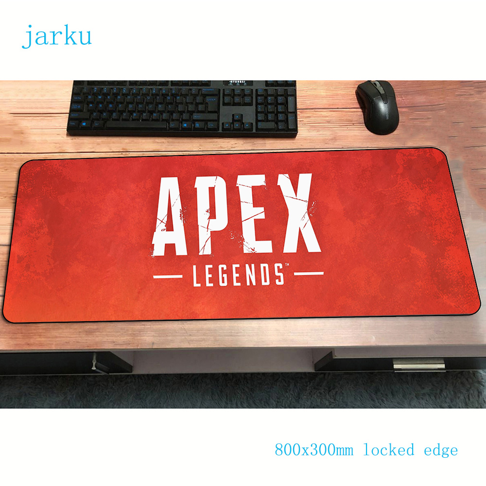 Apex Legend Mouse Pad 800x300x2mm Fashion Pad To Mouse Notbook Mousepad Popular Gaming Padmouse Gamer To Keyboard Mouse Mat