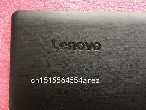Image 3 - حاسوب محمول لينوفو ايدياباد 110 15 110 15ACL 110 15AST 110 15IBR LCD الغطاء الخلفي للحاسوب المحمول الجديد الأصلي مع كابل lcd AP11S000500