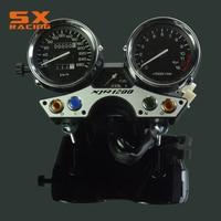Мотоциклов streetbike 260 OEM спидометра метр Тахометр Измерительные приборы для XJR1200 XJR 1200 1989 1997