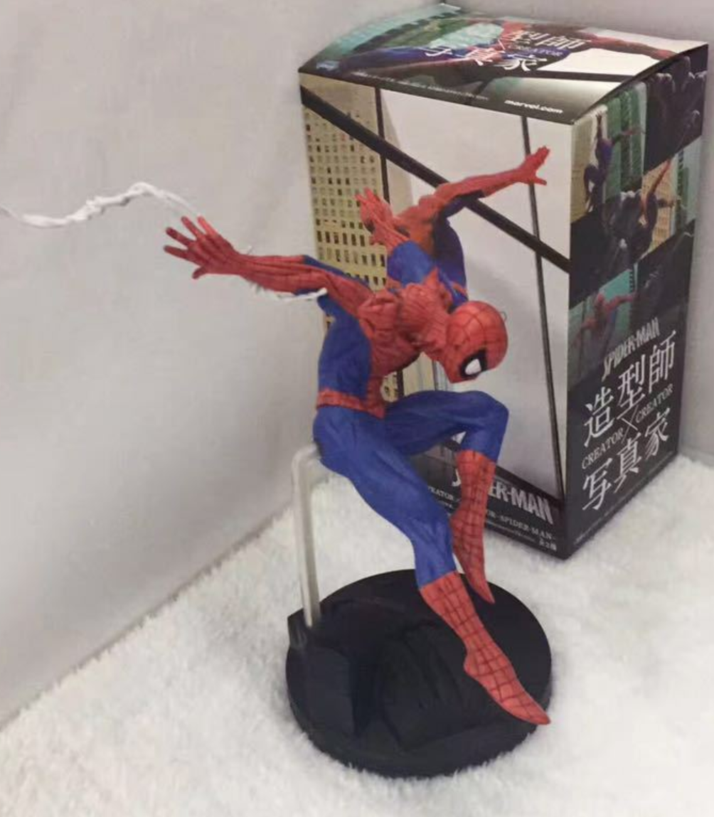 S.H.Figuarts Marvel Spider-Man Homecoming Spiderman Hero Action Figure Toy 15cm