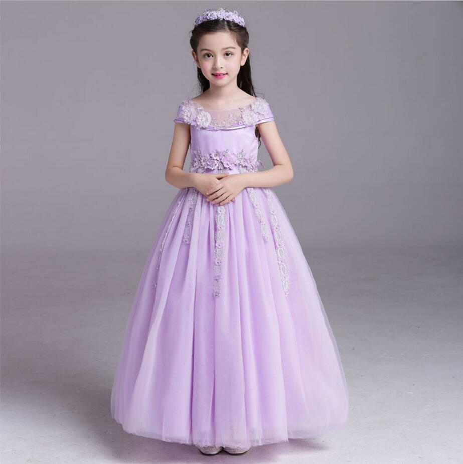 Childrens Formal Dresses Promotion-Shop for Promotional Childrens ...