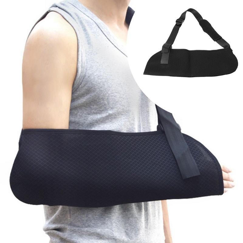 1Pcs Arm Sling Medical Shoulder Rotator Cuff Wrist Elbow Forearm Support Brace Strain Arm Support for fracture injury Arm Brace