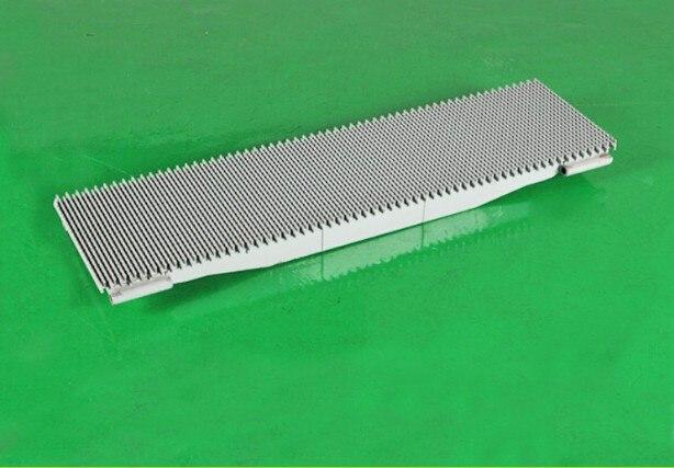 Escalator aluminum pedals step GAA26340C2 266mm escalator cascade stainless step xaa26145g1 1009 408 120 teeth