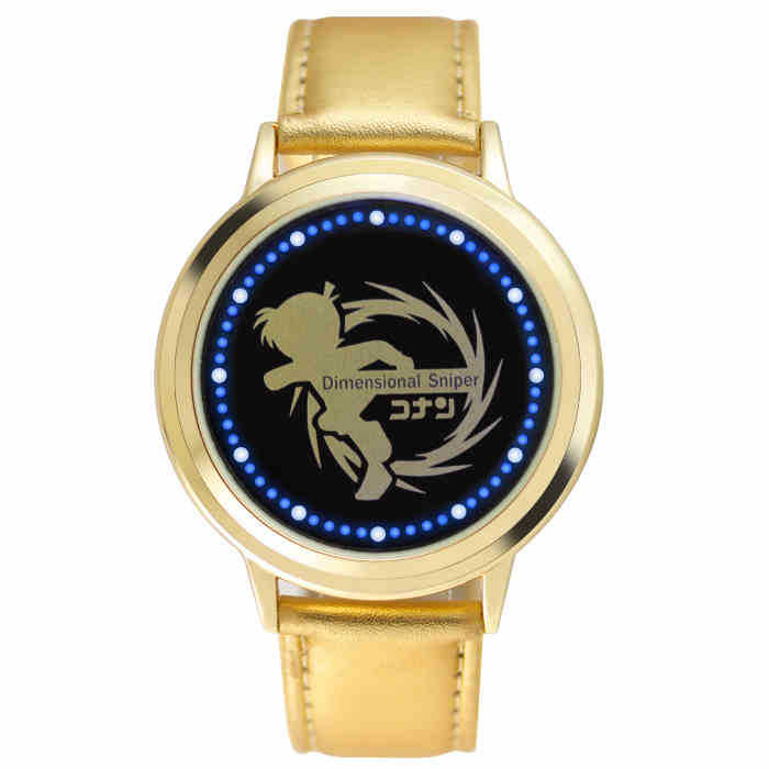 bronze pendant pocket japan watch pin quartz pednant women cartoon watches naruto men casual fob