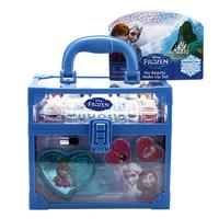 Beauty Toys Makeup Box Set Girl Princess Elsa Anna Pretend Play Fashion Toys for Children Kids Birthday Gift